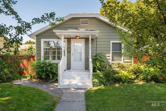 1317 N 15th, Boise, ID 83702 (MLS #98776840) :: Juniper Realty Group