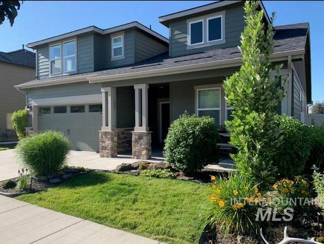 6685 E Black Gold St., Boise, ID 83716 (MLS #98776863) :: Build Idaho