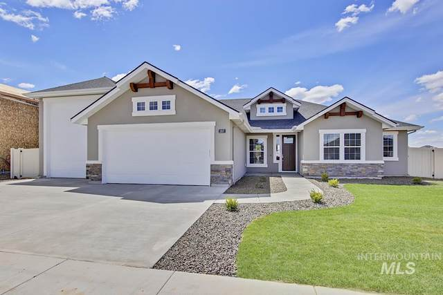 1414 N Rook Way, Star, ID 83669 (MLS #98776869) :: Full Sail Real Estate