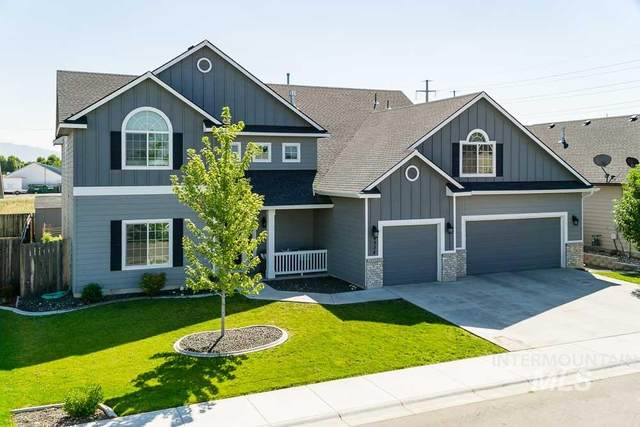 4924 N Starry Night Ave, Meridian, ID 83646 (MLS #98776886) :: City of Trees Real Estate