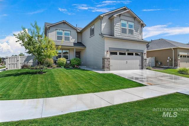 3664 S Green Forest Ave., Boise, ID 83709 (MLS #98776894) :: City of Trees Real Estate