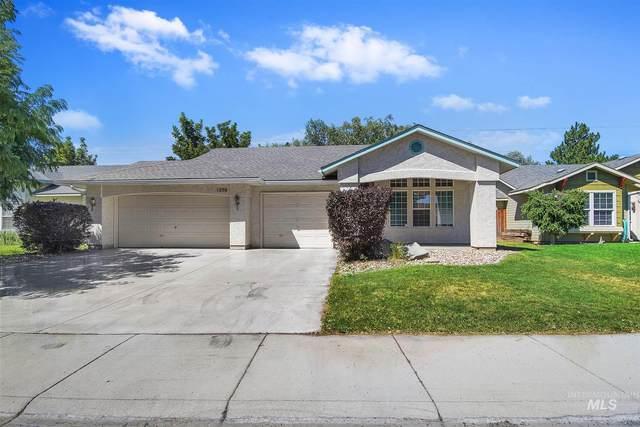 1298 E Ringneck Ct, Meridian, ID 83646 (MLS #98776919) :: Minegar Gamble Premier Real Estate Services