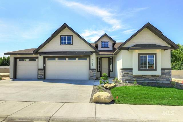 2118 Sunset Ave, Caldwell, ID 83605 (MLS #98776921) :: Silvercreek Realty Group