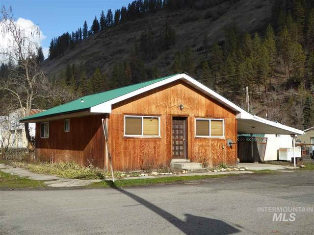 103 South Street, Stites, ID 83552 (MLS #98776940) :: Beasley Realty
