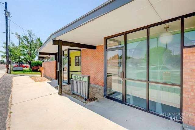 2427 N Cole Rd, Boise, ID 83704 (MLS #98776958) :: Silvercreek Realty Group