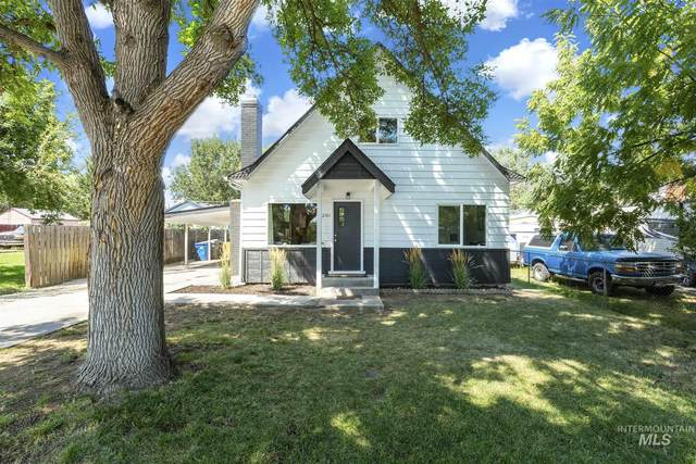 2161 S Shoshone St, Boise, ID 83705 (MLS #98776959) :: City of Trees Real Estate