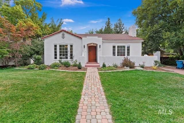 1111 E Bannock St And Adu, Boise, ID 83712 (MLS #98776965) :: City of Trees Real Estate