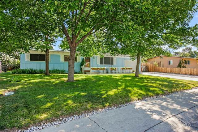 7236 W Sunnybrook Drive, Boise, ID 83709 (MLS #98776968) :: City of Trees Real Estate