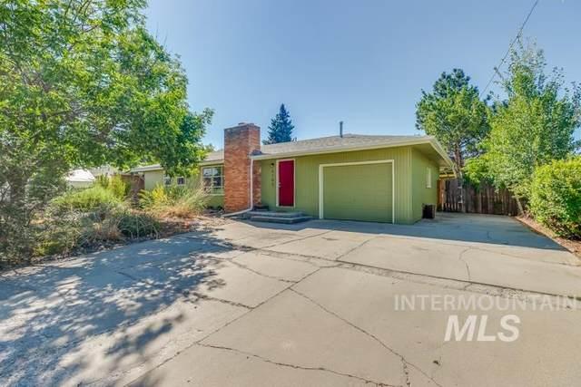 6105 W Kirkwood Rd, Boise, ID 83709 (MLS #98777007) :: City of Trees Real Estate