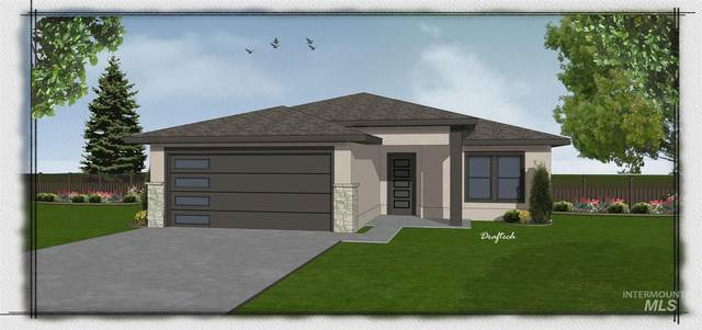 5535 N Exeter, Meridian, ID 83646 (MLS #98777015) :: Silvercreek Realty Group
