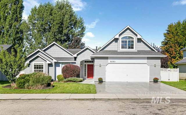 5253 N Toscana Ave, Meridian, ID 83646 (MLS #98777024) :: Silvercreek Realty Group