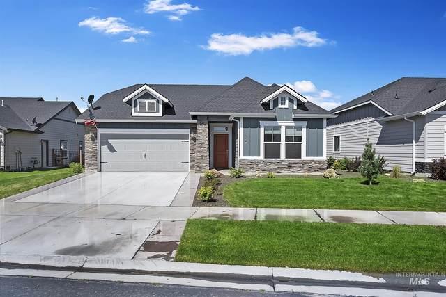 927 N Chastain Lane, Eagle, ID 83616 (MLS #98777027) :: Silvercreek Realty Group