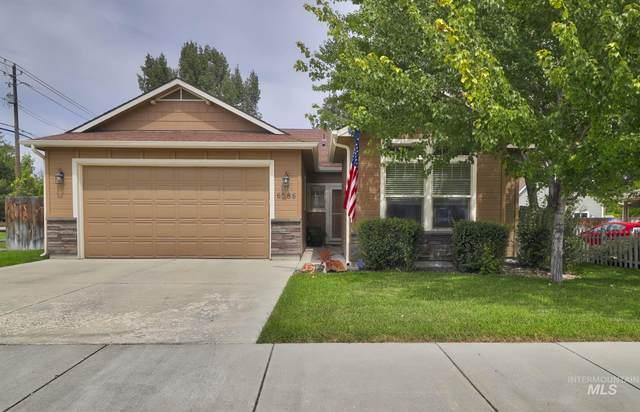 6386 W Filly St, Boise, ID 83703 (MLS #98777030) :: Minegar Gamble Premier Real Estate Services