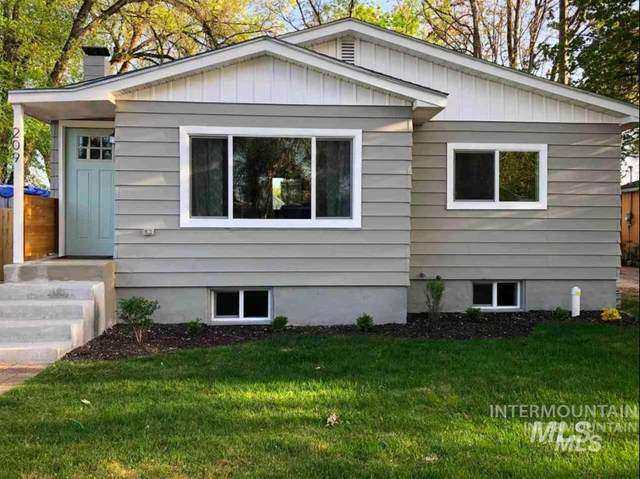 209 Hudson, Nampa, ID 83651 (MLS #98777034) :: City of Trees Real Estate