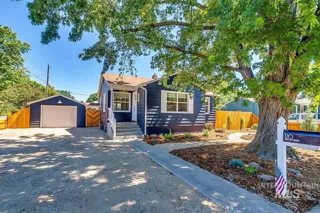 120 N Vinson St, Boise, ID 83706 (MLS #98777037) :: City of Trees Real Estate