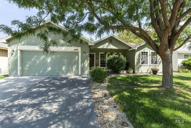 4354 N Wellspring Ave, Boise, ID 83713 (MLS #98777056) :: Silvercreek Realty Group