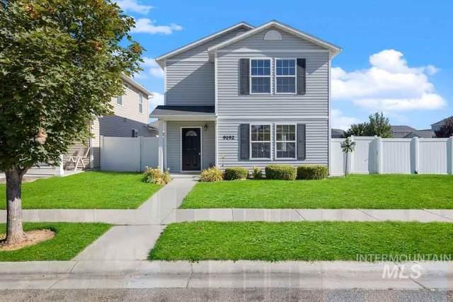 9192 W Hearthside Dr, Boise, ID 83709 (MLS #98777060) :: Build Idaho