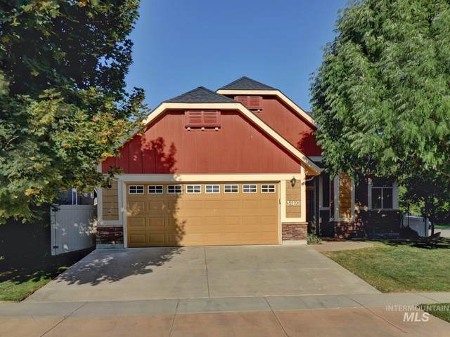 3460 S Ascaino Avenue, Meridian, ID 83642 (MLS #98777063) :: Silvercreek Realty Group