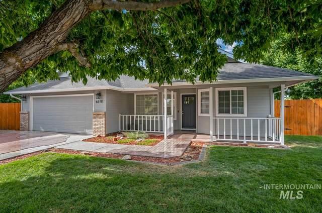 6978 W Stratton, Boise, ID 83704 (MLS #98777065) :: Silvercreek Realty Group