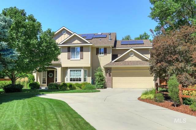 5916 E Gateway Dr, Boise, ID 83716 (MLS #98777067) :: Silvercreek Realty Group