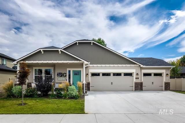 9549 W Goldenpond Ct., Boise, ID 83709 (MLS #98777074) :: Silvercreek Realty Group