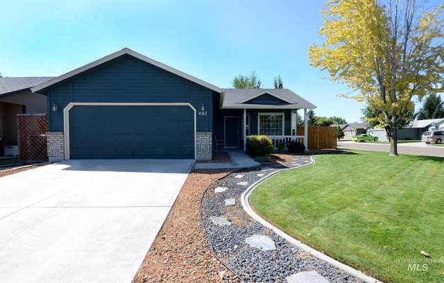 407 W Hesston St, Kuna, ID 83634 (MLS #98777075) :: Build Idaho