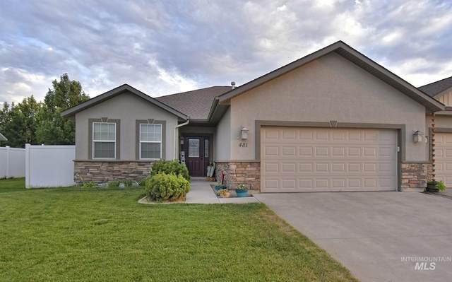 481 Falling Leaf Lane, Twin Falls, ID 83301 (MLS #98777094) :: Silvercreek Realty Group
