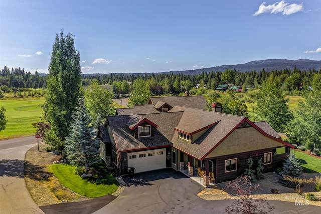 205 Meadow Lake Court, Mccall, ID 83638 (MLS #98777105) :: Boise Valley Real Estate