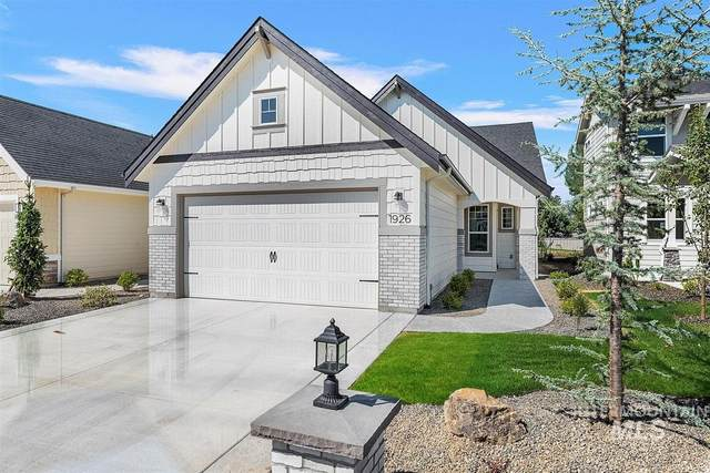 1911 E Presidential Drive, Meridian, ID 83642 (MLS #98777135) :: City of Trees Real Estate