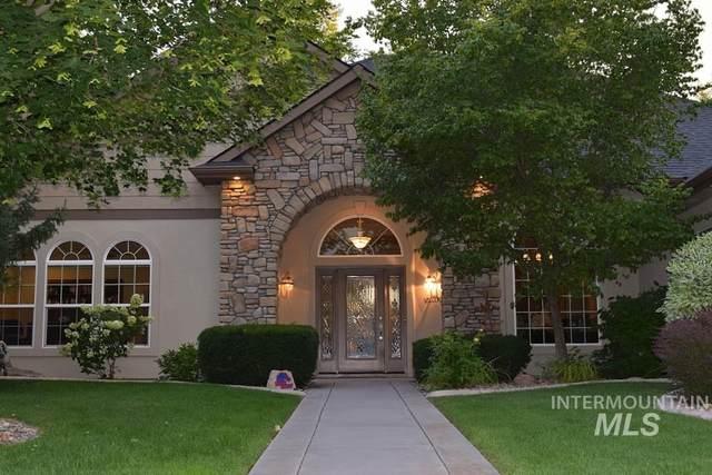 5933 N Cape Arago, Boise, ID 83714 (MLS #98777138) :: Team One Group Real Estate