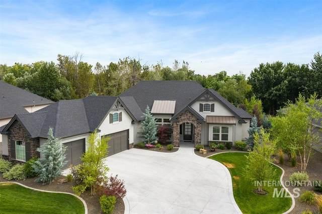 9349 W Deerfawn, Star, ID 83669 (MLS #98777143) :: Build Idaho