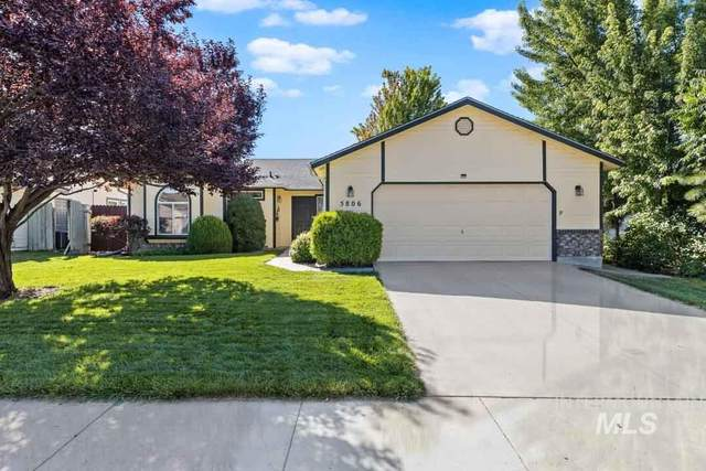 5806 S Olearia, Boise, ID 83716 (MLS #98777148) :: City of Trees Real Estate