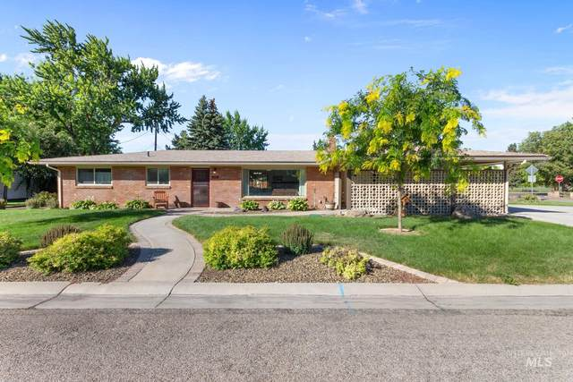 4115 W Hillcrest Drive, Boise, ID 83705 (MLS #98777157) :: City of Trees Real Estate