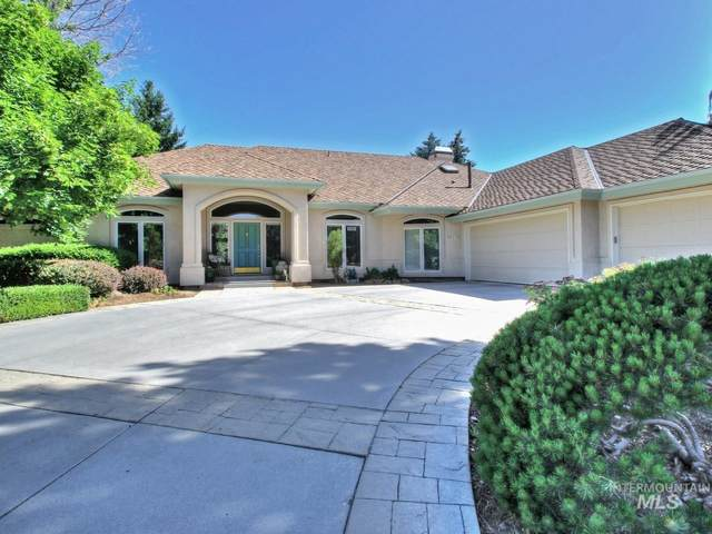 10274 W Cranberry, Boise, ID 83704 (MLS #98777166) :: City of Trees Real Estate