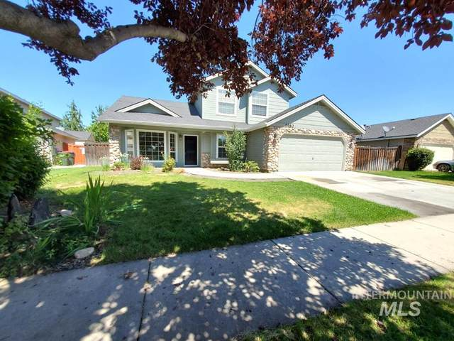 1480 E Grand Canyon St., Meridian, ID 83646 (MLS #98777175) :: City of Trees Real Estate