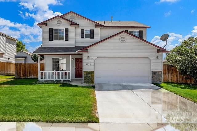 1133 W Gunner St., Kuna, ID 83634 (MLS #98777180) :: Build Idaho