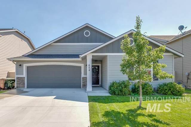 624 N Scotney Ave, Meridian, ID 83642 (MLS #98777187) :: City of Trees Real Estate