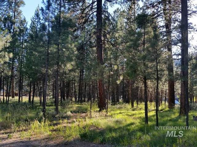 TBD Scenic Circle, Lowman, ID 83637 (MLS #98777195) :: City of Trees Real Estate