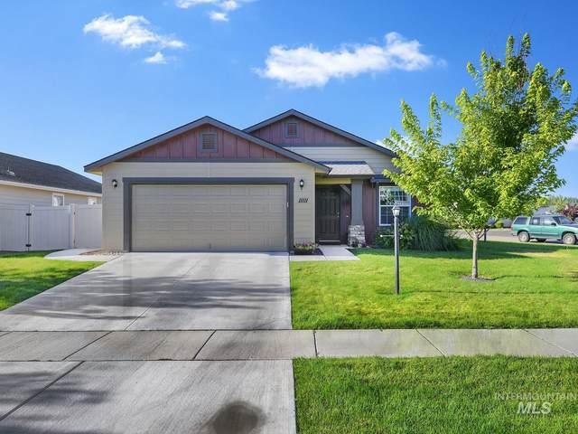11111 W Bodie River Loop, Nampa, ID 83686 (MLS #98777208) :: Build Idaho