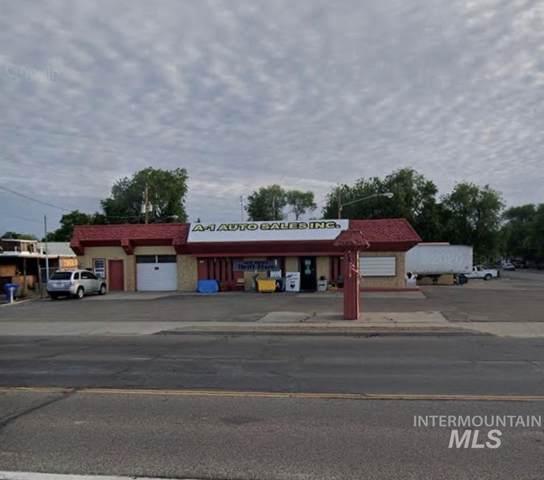 1431 Kimberly Rd, Twin Falls, ID 83301 (MLS #98777225) :: Beasley Realty