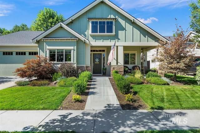857 Colbert, Meridian, ID 83646 (MLS #98777231) :: Build Idaho