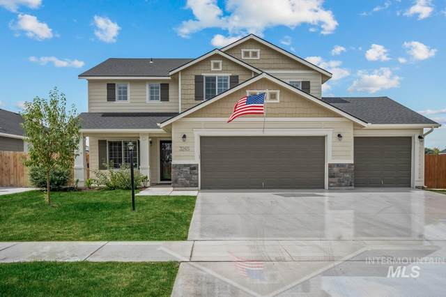 3265 S Fork Ave, Nampa, ID 83686 (MLS #98777236) :: Build Idaho