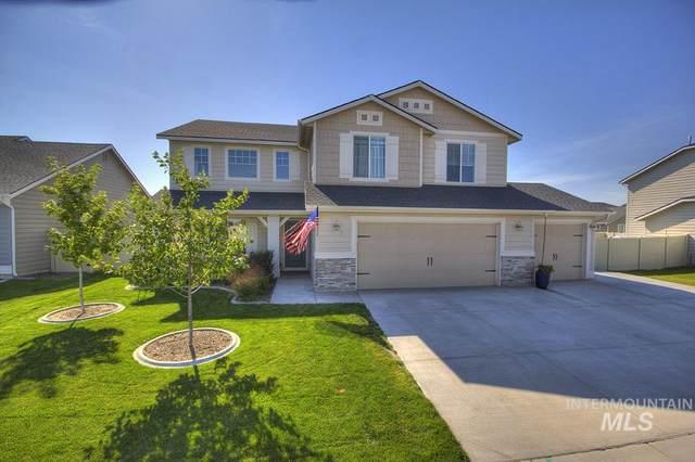 6909 S Donaway, Meridian, ID 83642 (MLS #98777253) :: Build Idaho