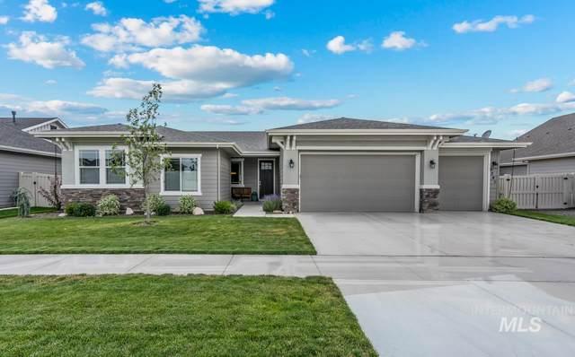 9341 S Russell Ave, Kuna, ID 83634 (MLS #98777271) :: Build Idaho