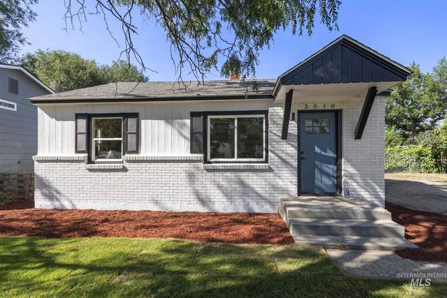 3510 W Dill Dr, Boise, ID 83705 (MLS #98777281) :: Boise Valley Real Estate