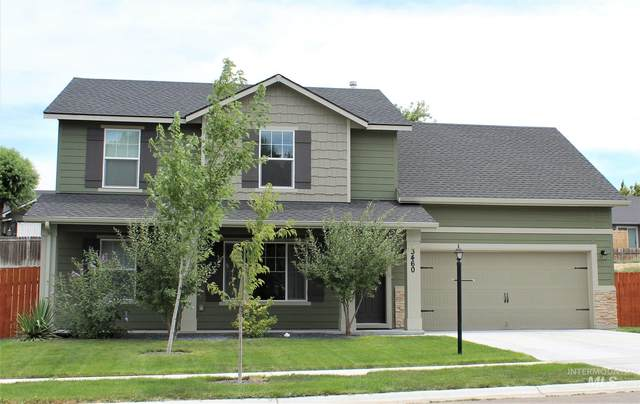 3460 S Fork Ave, Nampa, ID 83686 (MLS #98777309) :: Boise Valley Real Estate