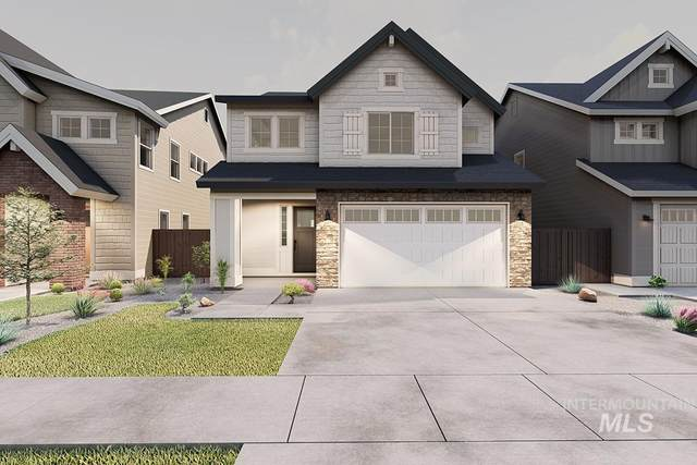 3303 E Collingwood Drive, Meridian, ID 83642 (MLS #98777311) :: Boise Valley Real Estate