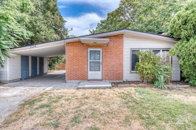 1114 S Curtis Rd, Boise, ID 83705 (MLS #98777323) :: Boise Valley Real Estate