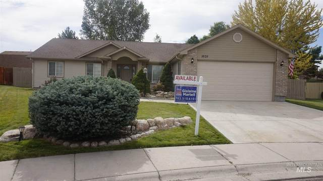 1609 S Middle Creek Court, Nampa, ID 83686 (MLS #98777326) :: Boise Valley Real Estate