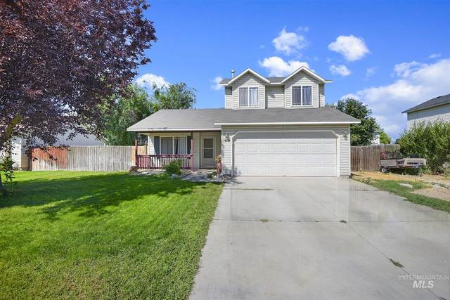 1621 S Woodland Drive, Nampa, ID 83686 (MLS #98777386) :: Team One Group Real Estate